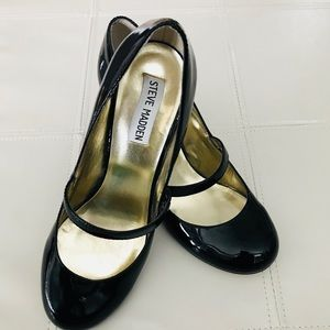 Steve Madden Patent leather Mary Janes